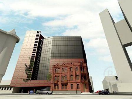 Реконструкция  зданий и перепланировка сооружений: «Вавилон»