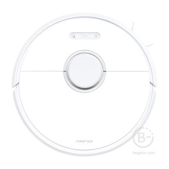 Робот-пылесос Xiaomi Roborock S6 (Global) White