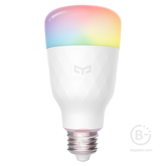 Лампочка Xiaomi Yeelight Smart Led Bulb 1S (Color)