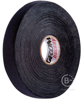 Лента хоккейная GROM для крюка (Черный)