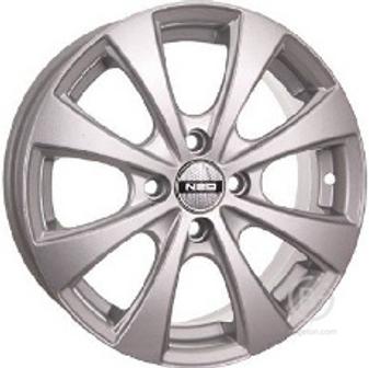 Диск колеса литой NEO-546 6х15 4х100 ЕТ50 ст60,1. Цвет-SD