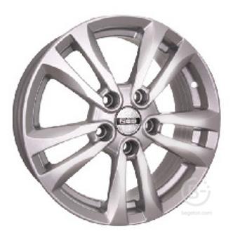 Диск колеса литой NEO 658 6,5х16 5х114,3 ЕТ45 ст67,1 Цвет-Сильвер