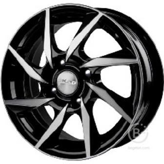 Диск колеса литой СКАД Спарта 5,5х13 4х98 ЕТ35 ст58,6 Цвет-Алмаз