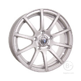 Диск колеса литой VENTI 1603 6,5х16 5х114,3 ЕТ45 ст67,1 Цвет-Сильвер