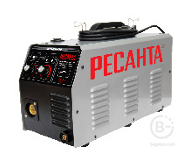 Аппарат сварочный инвертор полуавтомат САИПА-200 Ток=30-200А D=0,8-1/газ) Ресанта