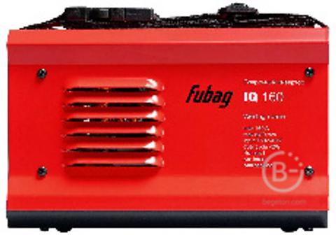 Аппарат сварочный 160А инвертор IQ-160 150-240Вт FUBAG