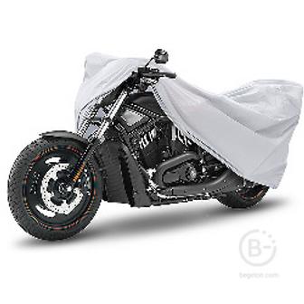Тент для мотоцикла 246х104х127 см мото