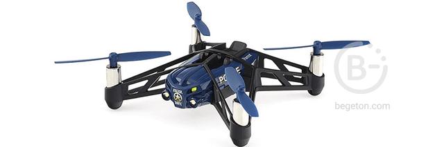 В продаже появился квадрокоптер Parrot Airborne night drone