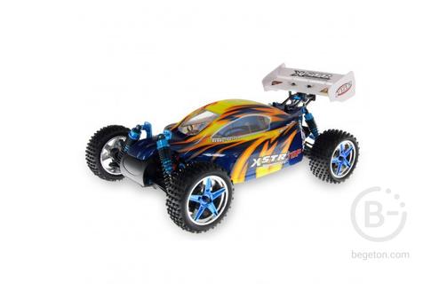 Радиоуправляемая багги HSP X-STR TOP 4WD Li-Po 1:10
