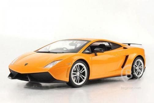 Радиоуправляемая машинка MZ Model Lamborghini LP570 масштаб 1:14