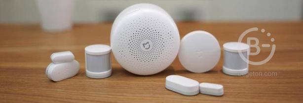 Глобальный набор умного дома Xiaomi Mi Smart Sensor Set EU