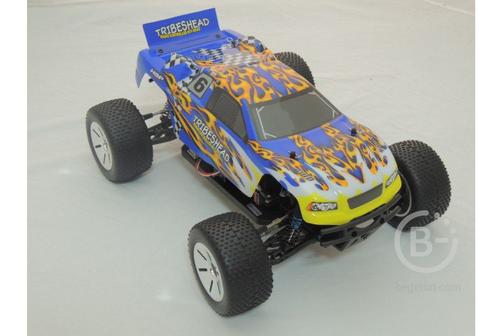 Радиоуправляемый внедорожник HSP Truggy Tribeshead 4WD 1:10