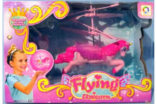 Радиоуправляемая игрушка - вертолет летающий Пегас