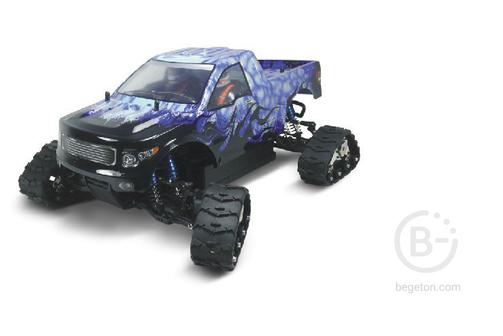 Радиоуправляемый внедорожник SNOW TRUCK PRO 4WD 1:10 2.4G