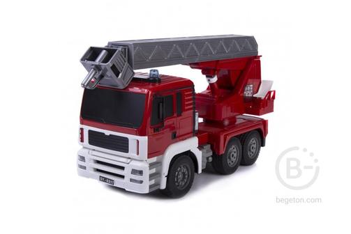 Радиоуправляемая пожарная машина Double Eagle масштаб 1:20 2.4GHz - E517-003