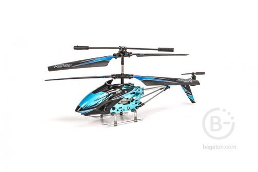 Радиоуправляемая модель вертолёта соосной схемы Wltoys