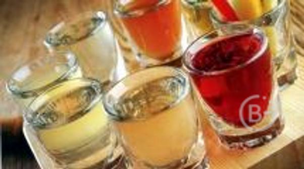 Дегустация свойских напитков «Спотыкач» (только для взрослых компаний) 18+