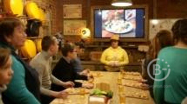 Вкусная лекция «Сырная диетология» (лекция-дегустация) 12+