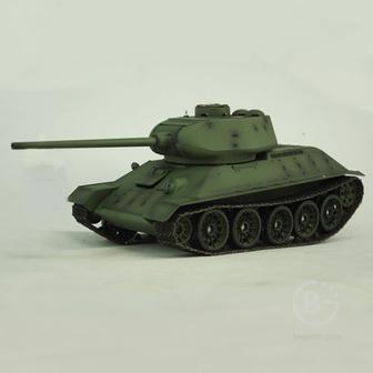 Радиоуправляемый танк Russia T34-85 Pro масштаб 1:16 2.4G - 3909-1pro