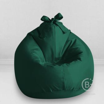 Кресло-мешок детский MyPuff Kids Зеленый, оксфорд: m_024