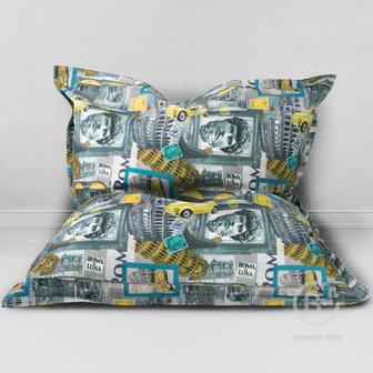 MyPuff кресло мешок Большая подушка Знакомый Рим, мебельный хлопок: bp_394
