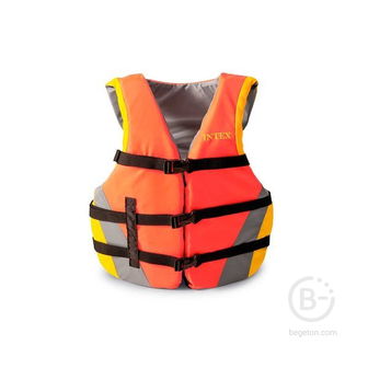 СпасательныйжилетвзрослыйIntex69681(40-70кг)