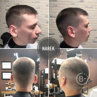 Барбер,мужской парикмахер