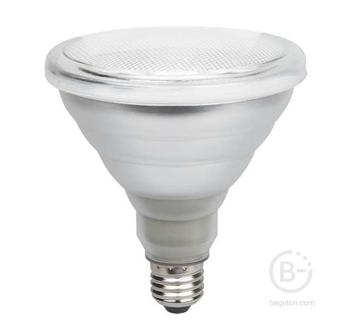 Лампа светодиодная для растений PPG PAR38 Agro 15Вт E27 185-265В красн./син. JazzWay 5004702