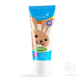 Brush-Baby Applemint паста зубная, 0-3 года