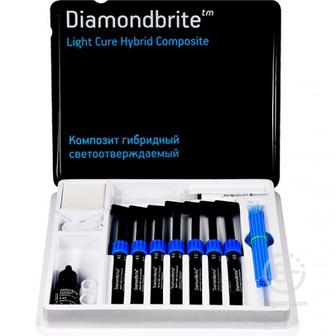 Diamondbrite композит гибридный светоотверждаемый, набор