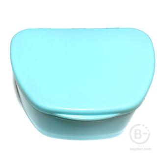 Plastic Box бокс пластиковый, 95*74*39 мм, цвет: бирюза