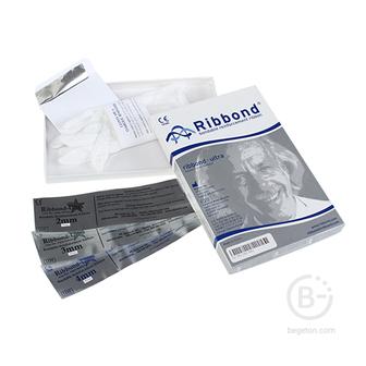 Ribbond THM Ultra 2, 3, 4 мм набор для шинирования 3 ленты по 22 см, без ножниц