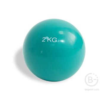 Мячи для пилатес Мяч для пилатес 14 см 2 кг Ironmaster IR97414-2