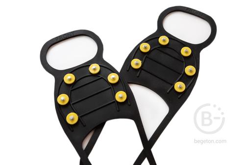 Кроссфит Противоскользящие накладки на обувь Ice-shoes, Арт. HY76203