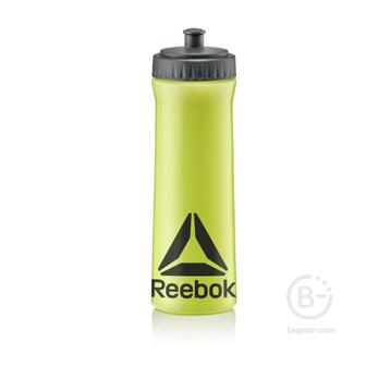 Бутылки питьевые Бутылка для тренировок 750 ml Reebok RABT-11005GNGR