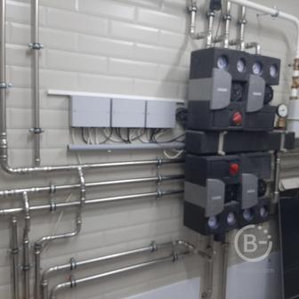 Ремонт газовых котлов. Монтаж отопления