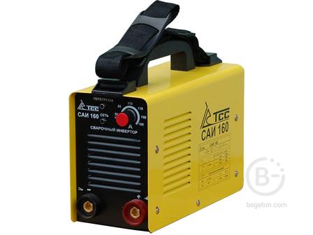 Сварочные инверторы Сварочный аппарат инверторного типа ТСС САИ-160