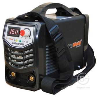 Сварочные инверторы Сварочный аппарат FOXWELD FoxMaster 1500