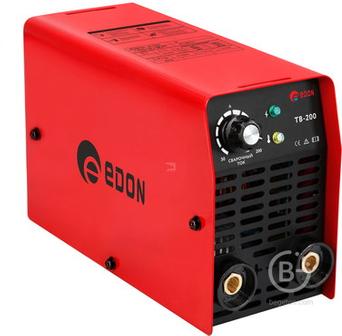 Сварочные инверторы Инверторный сварочный аппарат Edon TB-200 210724111909