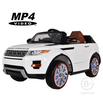 Hollicy Автомобиль Range Rover Luxury - MP4 - SX118-S - белый Range Rover Luxury