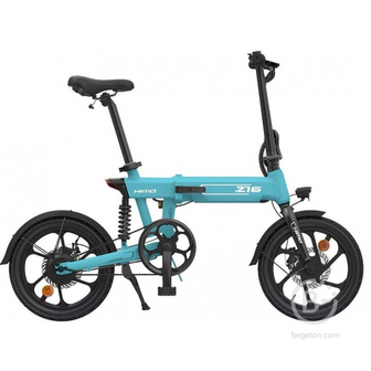 Электровелосипед Xiaomi Himo Z16 (Цвет-синий) Himo Z16