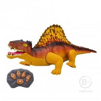 Радиоуправляемый динозавр Уранозавр (35 см, свет , звук) - F192