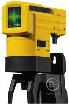 Нивелиры Лазерный нивелир Stabila LAX 50G