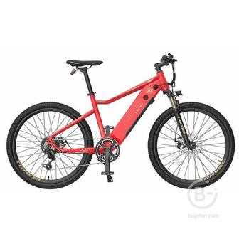 Электровелосипед Xiaomi HIMO C26 (Цвет-красный) HIMO C26