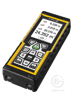 Дальномеры Лазерный дальномер STABILA LD 520 Set Bluetooth