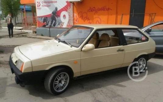 ВАЗ 2108, 1986
