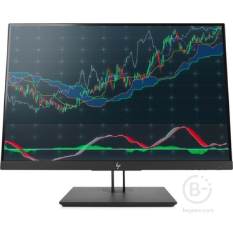 Монитор - HP Z24n G2 24 inch Display  IPS w/LED backlight 178 / 178 300 nits 1920 x 1200 1000:1 DP HDMI DVI-D USB Type C*2   (Repl K7B99A4)