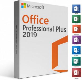 Ключ активации Microsoft Office 2019 Professional Plus для Win 10