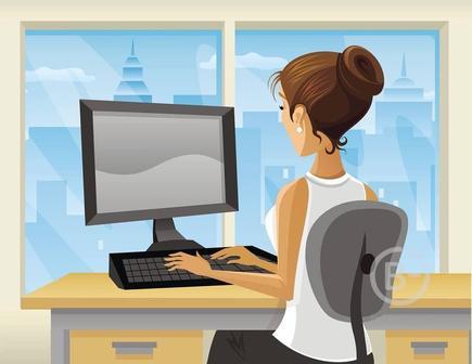 Работа в офисе