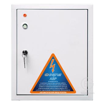 Импульсные и аккумуляторные зарядные устройства Автоматический ввод резерва АВР 3 Энергия